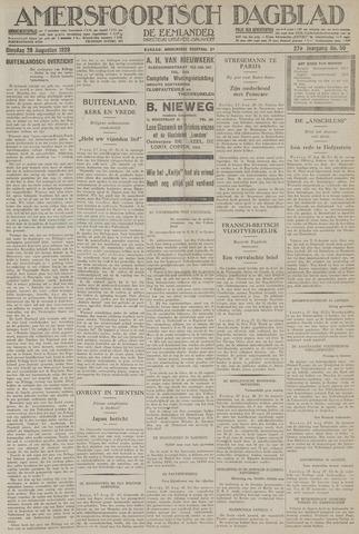 Amersfoortsch Dagblad / De Eemlander 1928-08-28
