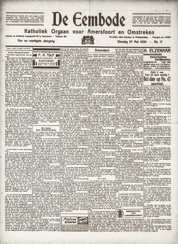 De Eembode 1930-05-27