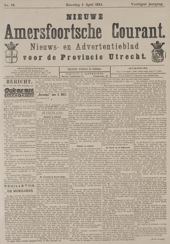 Nieuwe Amersfoortsche Courant 1911-04-01