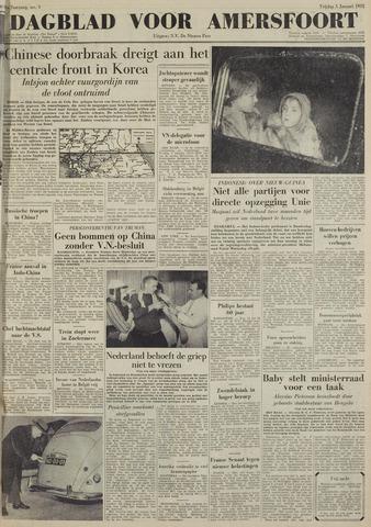 Dagblad voor Amersfoort 1951-01-05