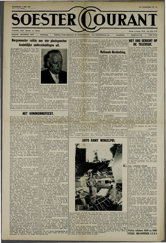 Soester Courant 1963-05-01