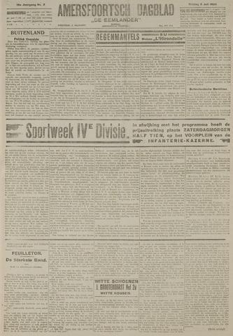 Amersfoortsch Dagblad / De Eemlander 1920-07-02