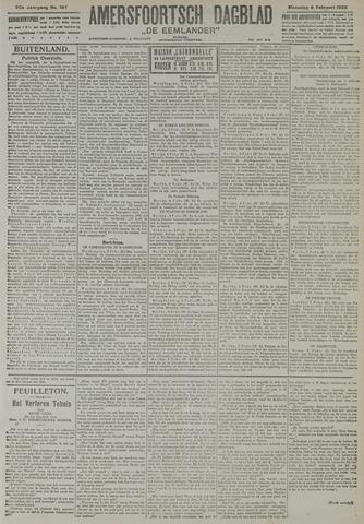 Amersfoortsch Dagblad / De Eemlander 1922-02-06