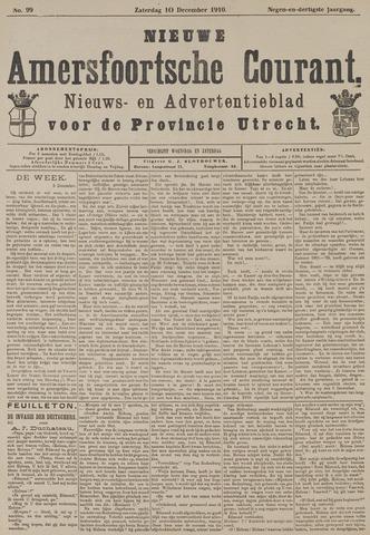 Nieuwe Amersfoortsche Courant 1910-12-10