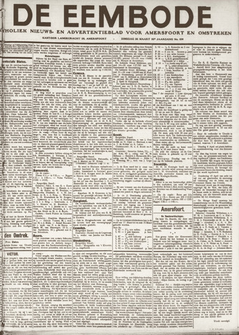 De Eembode 1919-03-25