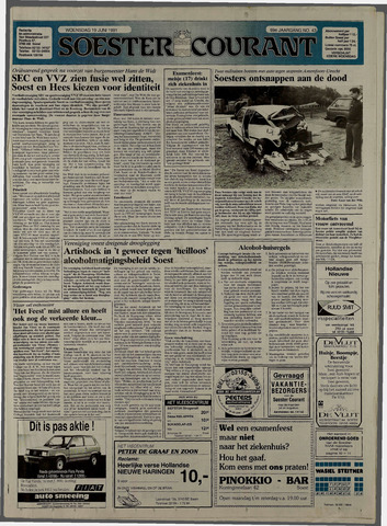 Soester Courant 1991-06-19