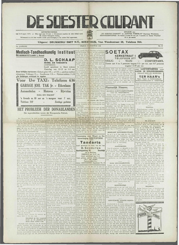 Soester Courant 1935-08-16