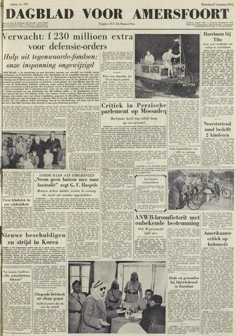 Dagblad voor Amersfoort 1951-08-26