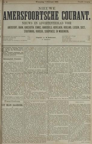 Nieuwe Amersfoortsche Courant 1883-02-07