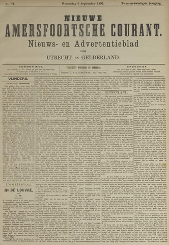 Nieuwe Amersfoortsche Courant 1893-09-06