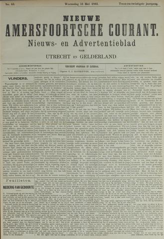Nieuwe Amersfoortsche Courant 1893-05-31