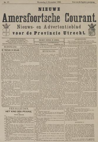 Nieuwe Amersfoortsche Courant 1905-12-06