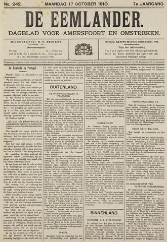 De Eemlander 1910-10-17