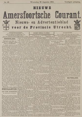 Nieuwe Amersfoortsche Courant 1911-08-23