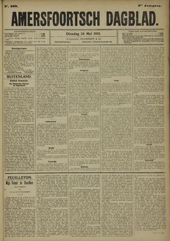 Amersfoortsch Dagblad 1910-05-24