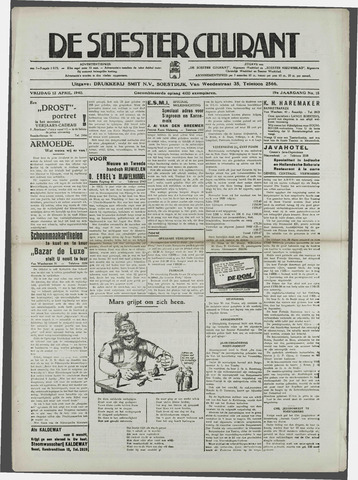 Soester Courant 1940-04-12