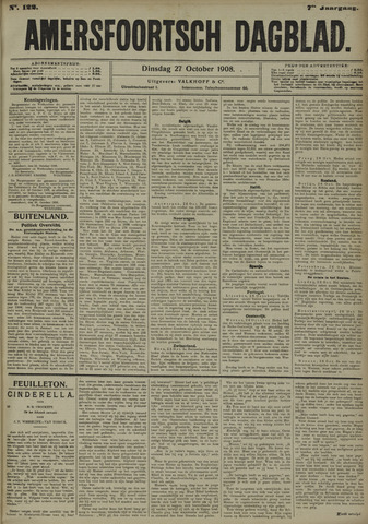 Amersfoortsch Dagblad 1908-10-27