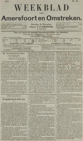 Weekblad voor Amersfoort en Omstreken 1872-11-23