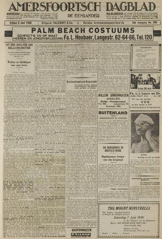 Amersfoortsch Dagblad / De Eemlander 1930-06-05