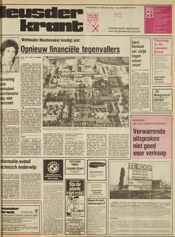 Leusder Krant 1982-02-04