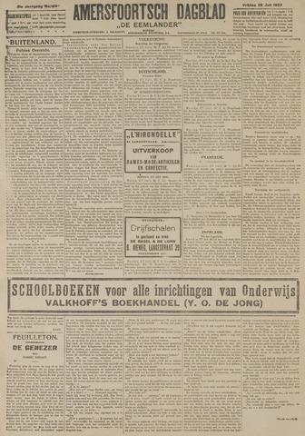 Amersfoortsch Dagblad / De Eemlander 1922-07-28