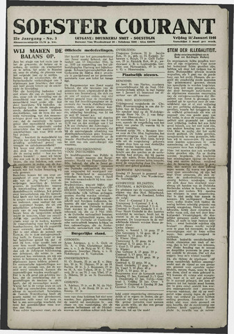 Soester Courant 1946-01-11