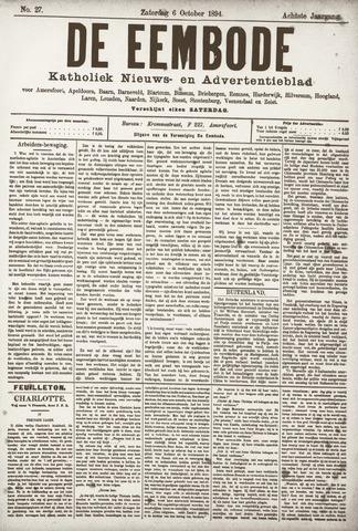 De Eembode 1894-10-06