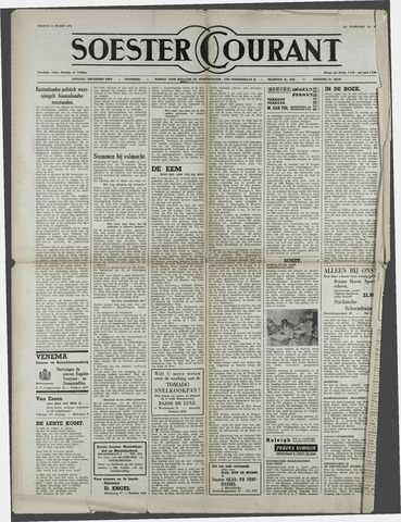 Soester Courant 1954-03-12