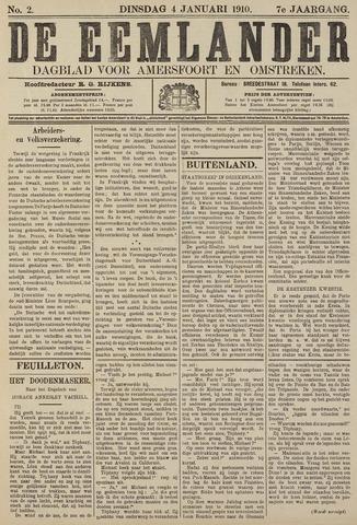 De Eemlander 1910-01-04