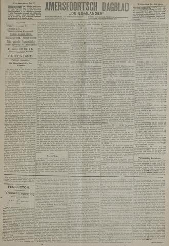 Amersfoortsch Dagblad / De Eemlander 1918-07-24
