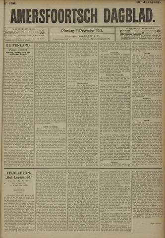 Amersfoortsch Dagblad 1911-12-05