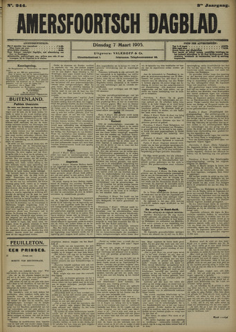 Amersfoortsch Dagblad 1905-03-07