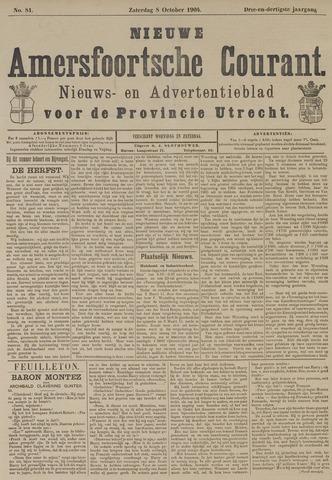 Nieuwe Amersfoortsche Courant 1904-10-08