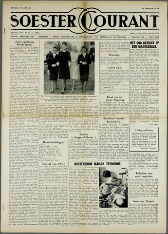 Soester Courant 1962-03-27