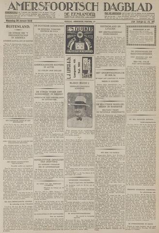 Amersfoortsch Dagblad / De Eemlander 1928-01-30
