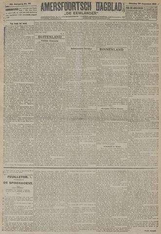 Amersfoortsch Dagblad / De Eemlander 1919-08-26