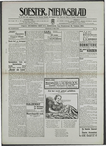 Soester Courant 1939-05-08