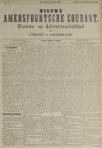 Nieuwe Amersfoortsche Courant 1893-06-14