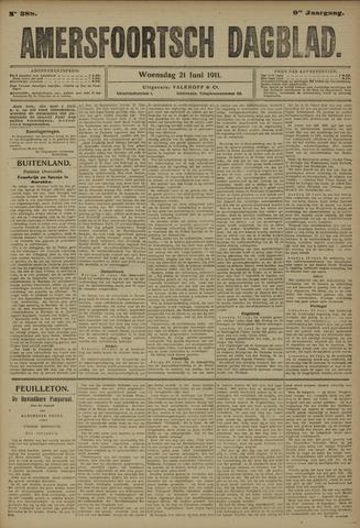 Amersfoortsch Dagblad 1911-06-21