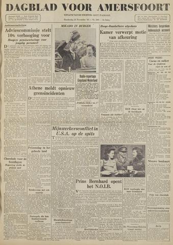 Dagblad voor Amersfoort 1946-11-21