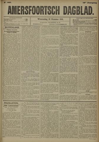 Amersfoortsch Dagblad 1911-10-18