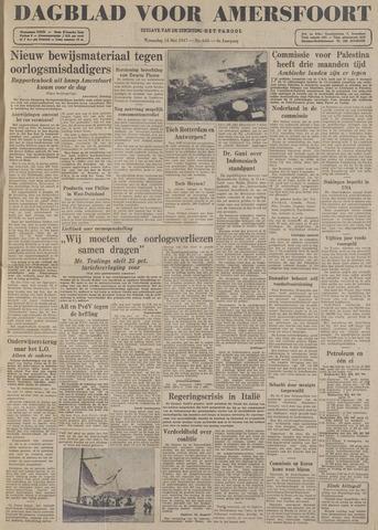 Dagblad voor Amersfoort 1947-05-14