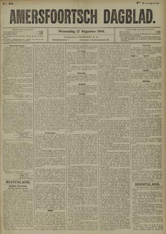 Amersfoortsch Dagblad 1908-08-12