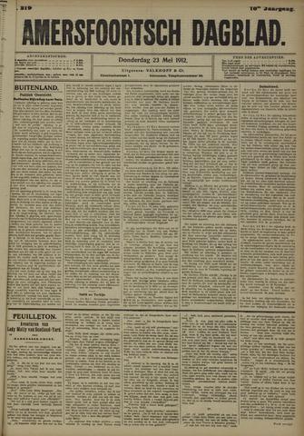 Amersfoortsch Dagblad 1912-05-23