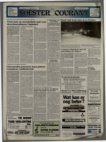 Soester Courant 1991-02-13