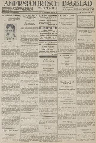 Amersfoortsch Dagblad / De Eemlander 1928-09-05