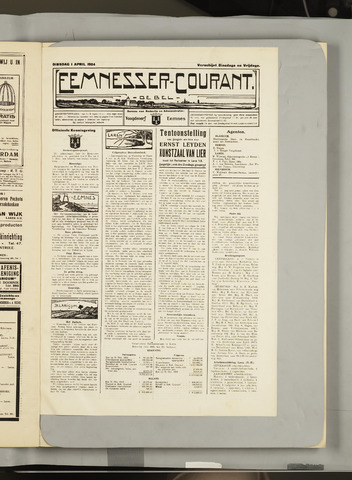Eemnesser Courant 1924-04-01