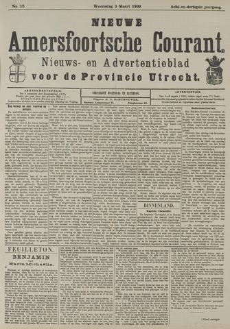 Nieuwe Amersfoortsche Courant 1909-03-03