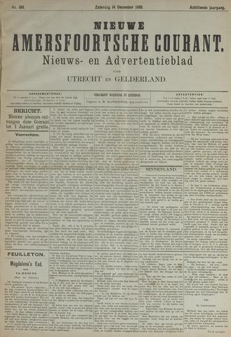 Nieuwe Amersfoortsche Courant 1889-12-14