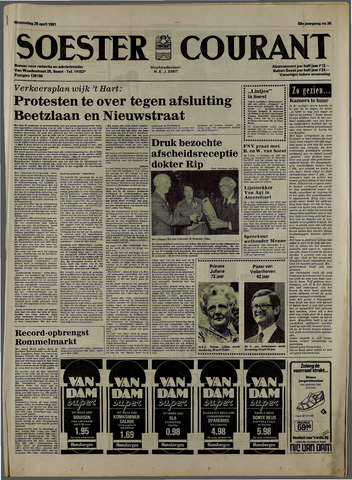 Soester Courant 1981-04-29